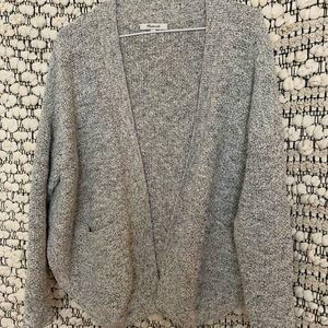 Madewell Cotton Knit Cardigan